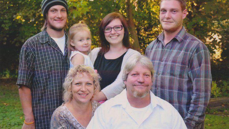 Steven Copeland family