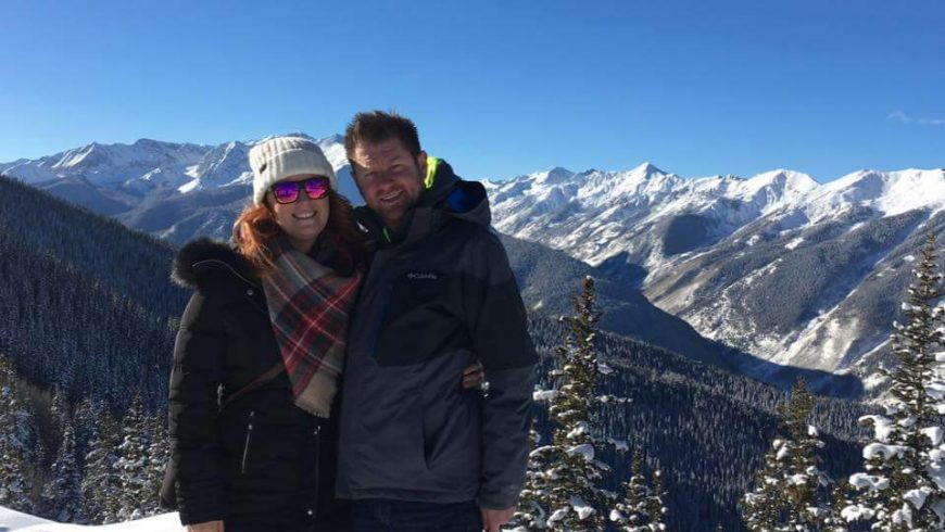 Breath of Life: Double Lung Recipient Sprints to Aspen