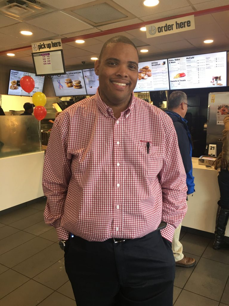 McDonald's Area Supervisor Marquis Byrd talks about his experience as a kidney recipient.